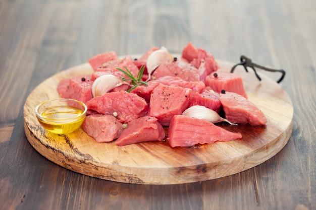 свинина гуляш мясо сочи доставка